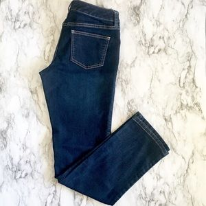 The Limited Denim Simply Straight Jeans